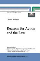 Reasons for Action and the Law PDF