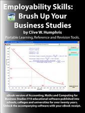 Employability Skills: Brush Up Your Business Studies