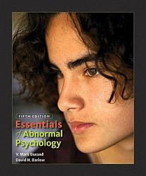 Essentials Of Abnormal Psychology Book PDF