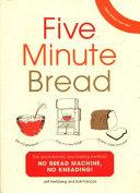 Five Minute Bread Book