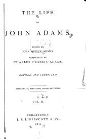 The Life of John Adams: Volume 2