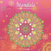 Mandala libro para colorear para niños 1