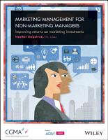 Marketing Management For Non Marketing Managers PDF