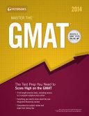 Peterson s Master the Graduate Management Admission Test 2014 PDF