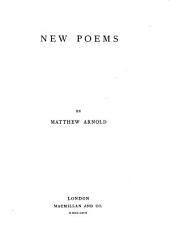New Poems: Issue 4