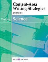 Content area Writing Strategies PDF