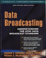 Data Broadcasting  Understanding the ATSC Data Broadcast Standard PDF