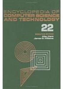 Encyclopedia of Computer Science and Technology PDF