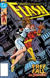 The Flash (1987-) #54