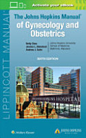 The John Hopkins Manual of Gynecology and Obstetrics PDF