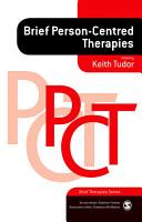 Brief Person Centred Therapies PDF
