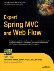 Expert Spring Mvc And Web Flow Book PDF