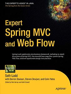 Expert Spring MVC and Web Flow Book