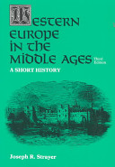 Western Europe in the Middle Ages Book