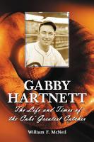 Gabby Hartnett PDF