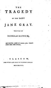 The Tragedy of Lady Jane Gray