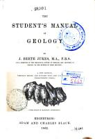 The Student s Manual of Geology PDF