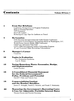 The GAO REVIEW PDF