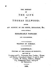 Friends Library: History of the life of Thomas Ellwood