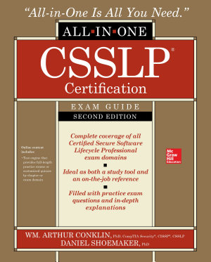 CSSLP Certification All in One Exam Guide  Second Edition PDF