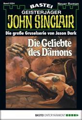 John Sinclair - Folge 0324: Die Geliebte des Dämons (3. Teil)