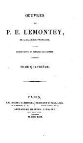 Œuvres de P.E. Lemontey ...