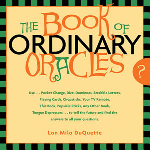 The Book Of Ordinary Oracles PDF