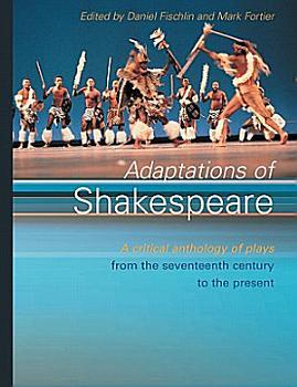 Adaptations of Shakespeare PDF
