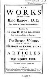The works. Published by John Tillotson: Volume 2