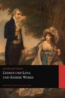 Leonce und Lena und Andere Werke  Graphyco Deutsche Klassiker  PDF
