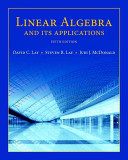 Linear Algebra and Its Applications PDF