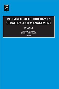 Research Methodology in Strategy and Management PDF