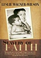 Slavery of Faith PDF