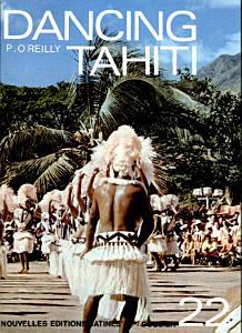 DANCING TAHITI Par P  O REILLY Book