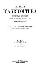 Giornale di agricoltura, industria e commercio del regno d'Italia: Volume 34