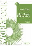 Cambridge Igcse International Mathematics Workbook
