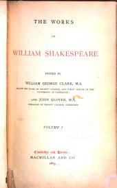 The Works of William Shakespeare: The tempest. The two gentlemen of Verona. The merry wives of Windsor. Measure for measure. The comedy of errors