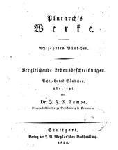 Plutarch's Werke: Vergleichende Lebensbeschreibungen, Band 4