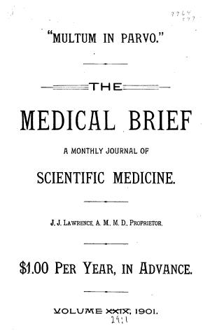Medical Brief PDF