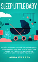 Sleep Little Baby The Rock a Bye Baby Solution for Modern Parent