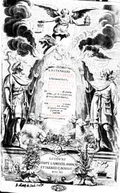 R.P. Stefani Fagundez, è Societate Iesu ... De iustitia, & contractibus, & de acquisitione, & translatione dominij libri septem, cum summariis & duplici indice, vno librorum, & capitum, altero rerum singularium copiosissimo ...
