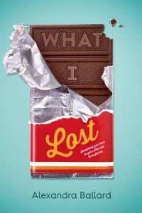 What I Lost Book