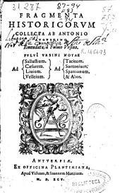 Fragmenta historicorum