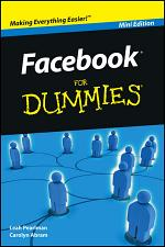 Facebook For Dummies, Mini Edition