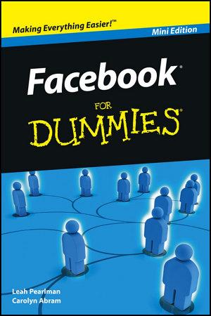 Facebook For Dummies  Mini Edition