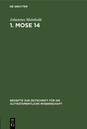 1  Mose 14 PDF
