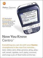 Now You Know Palm Centro PDF
