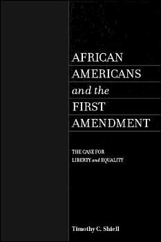 African Americans and the First Amendment PDF