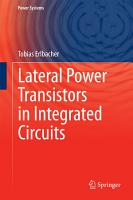 Lateral Power Transistors in Integrated Circuits PDF