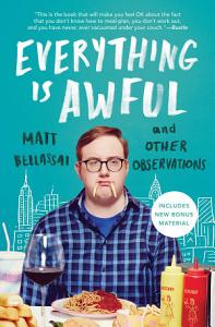 Everything Is Awful Book